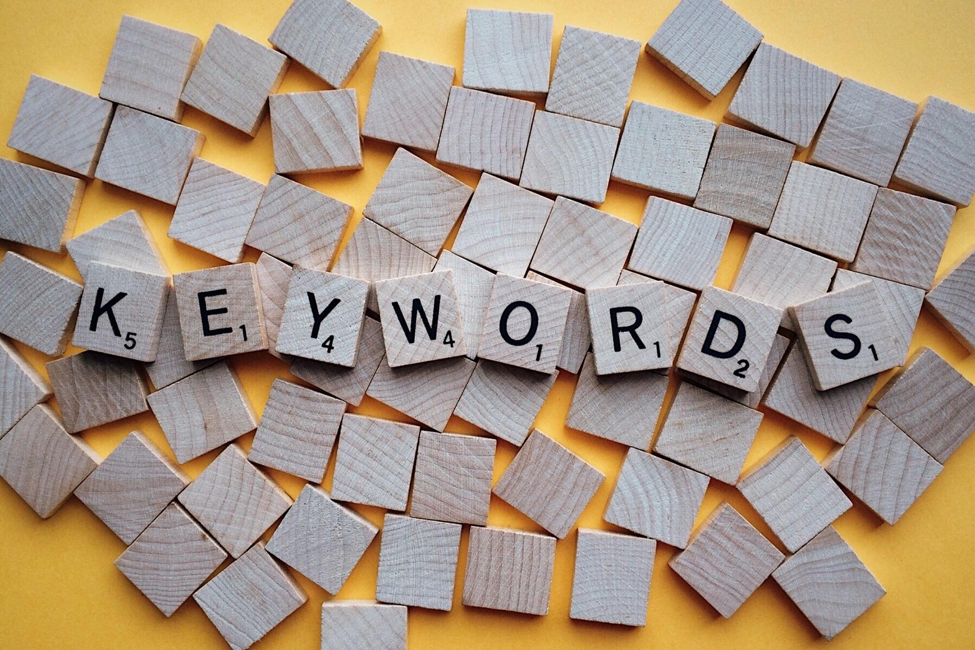 google keyword trends