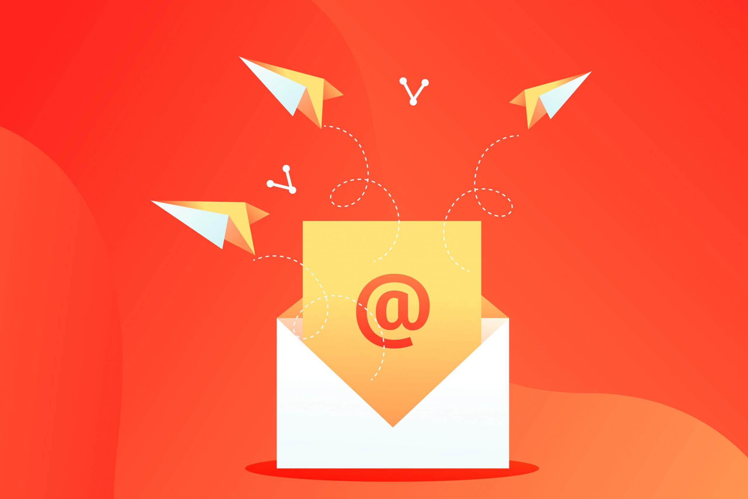 nurture email campaigns